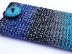 Blauwe telefoonhoes te koop bij MeesterMaakt | Yealie.nl