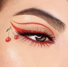 Image about style in Makeup Looks by ? on We Heart It - Creative Makeup 2020 Makeup Eye Looks, Eye Makeup Art, Crazy Makeup, Cute Makeup, Pretty Makeup, Eyeshadow Makeup, Eyeshadow Palette, Makeup Set, Makeup Style