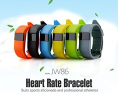 JW86 Fitness Heart Rate Smart band Smart Bracelet Wristband Tracker Bluetooth 4.0 Watch for ios android TW64 upgraded. Features: 1.the first smart bracelet with OLED , recording sports date in daytime and sleeping date at night to guide healthy living lifestyle. 2.Host comes with a standard USB port, special design to charge through connecting PC and mobile drriver. 3.Computers and Android dual-mode synchronous date. Host syncs via wireless bluetooth,also PC via USB. 4.Designed with IP67…