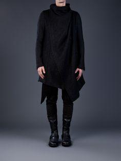 Julius Oversized Coat - - Farfetch.com