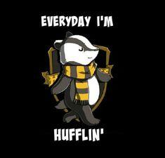 Those sexy Hufflepuffs - cute!