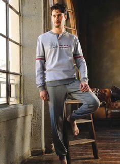 tenue d'intérieur navigare 2014 existe du S au XXl en gris, marine, jeans