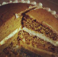 Six in the Suburbs: Pumpkin Whoopie Pie Cake