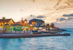 Reserva tu hotel en el Caribe y disfruta de un atardecer en GeorgeTown