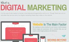 cool Digital Marketing Agency Infographic for Small Business