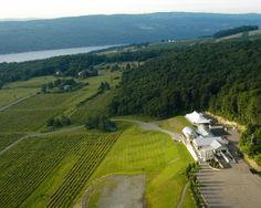 Heron Hill Winery, Keuka Lake Wine Trail