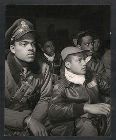 Black Wings: Tuskegee Airmen, World War II