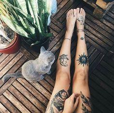 Womens leg tattoos design ideas 50 – We Otomotive Info - Tattoo Oberschenkel Frau Tattoo Bein Frau, Tattoos Bein, Boho Tattoos, Sexy Tattoos, Cute Tattoos, Beautiful Tattoos, Body Art Tattoos, Girl Tattoos, Tatoos