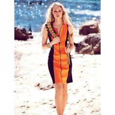 Robe n°125 de Burda Style Juin 2013