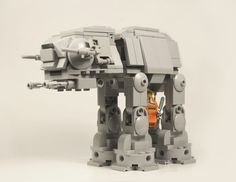 https://flic.kr/p/9aetCr | Chibi AT-AT | For the FBTB Chibi Star Wars Contest