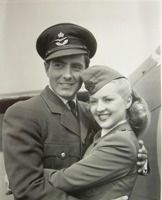 1941 Tyrone Power and Betty Grable