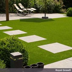 Modern Landscaping Design Ideas for Your Front Yard and Backyard - Browse modern landscapes and gardens. Discover new minimalist landscape designs and ideas to boost your home's curb appeal. Modern Backyard, Backyard For Kids, Modern Landscaping, Front Yard Landscaping, Backyard Ideas, Landscaping Ideas, Backyard House, Hillside Landscaping, Garden Ideas