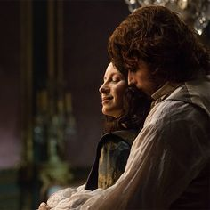 Here is a new picture of Sam and Caitriona as Jamie and Claire in season 2 of Outlander, part of #OutlanderOfferings. Source: 1 | 2