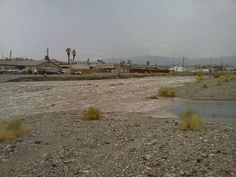 Picture from around Lake Havasu City and the monsoon storm on July 13, 2012
