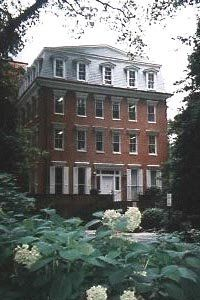 Chestnut Lodge in Rockville Maryland. I wonder if this place still exists and for what purpose.