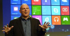 Microsoft hunts for a new CEO as Steve Ballmer retires