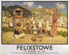 Felixstowe - Punch and Judy National Railway Museum