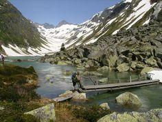 Wandern in Osttirol - #Ferienhotel #Moarhof #Lienz Visit Austria, Central Europe, Alps, Dream Vacations, Countryside, Hiking, Tours, Adventure, Mountains