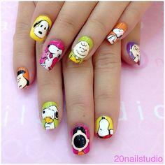 Instagram photo by  20nailstudio #nail #nails #nailart                                                                                                                                                                                 More