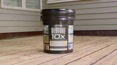 How To Prep Your Deck for Rust-Oleum Restore
