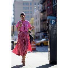 New York Fashion Week SS17: Day 6 Street Style, Buro 24/7