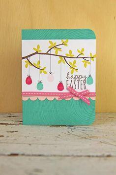 Easter Egg Seasonal Branch