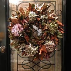 Nothing says welcome like a festive wreath, and over the years, I've hung many different wreaths on our front door.  Wreaths symbolize we...