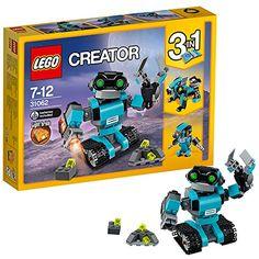 LEGO Creator Robot para niños Explorador 3 en 1 ⋆ Etoytronic⚡️