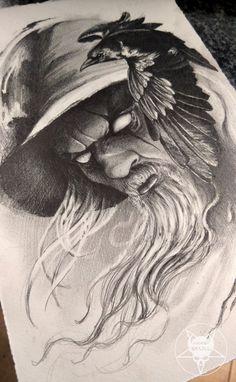 demon mag by AndreySkull.deviantart.com on @DeviantArt