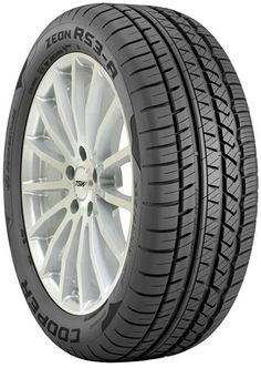 Tire Coupons For - COOPER ZEON RS3-A UHP A/S 4PLY BW - P235/45R17 94W - http://www.tirecoupon.org/cooper-tires/cooper-zeon-rs3-a-uhp-as-4ply-bw-p23545r17-94w/