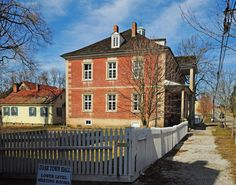 Village of Zoar, Ohio (Photo: © The National Trust for Historic Preservation / Tom Bower)