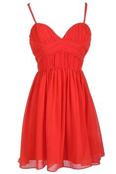 Sweet and Flirty Chiffon Designer Dress