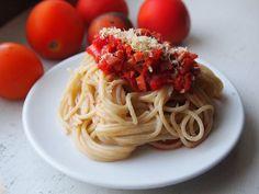 Vegan Spaghetti Bolognese #MeatlessMonday