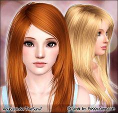 100 Best Sims 3 Custom Hair Ideas Sims 3 Sims Sims Hair
