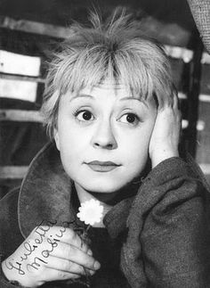 Giulietta Masina - my favorite foreign film star