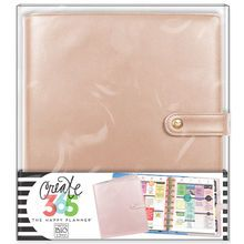 Create 365™ The Happy Planner™ Classic Deluxe Cover, Rose Gold