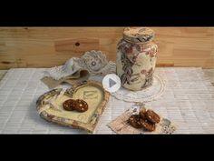 """EXPOHOBBY TV - Marina Capano - Decoración Vintage - Especial EXPOHOBBY """"... Decoupage, Decorative Boxes, Tv, Youtube, Home Decor, Home, Vintage Decor, Pintura, Manualidades"""