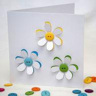 Cute Papercut Card