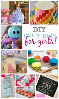 5697a288e1c0 470 best Kids Birthday - Parties Misc images on Pinterest