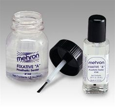 """Fixative """"A"""" Sealer - Mehron Theatre Makeup and Supplies, Professional Theatrical and Stage Makeup, Character Kits"""