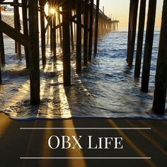 Now this is the good life don't you agree with us? #obxlife #obx