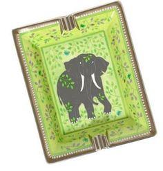Hermes elephant tray
