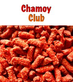 Cham Cham: Yum Yum!   Sweet & spicy flavor.  Made with real exotic Tamarind. Popping these in your mouth can be addictive.
