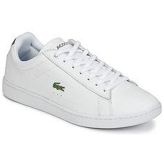 fantastische Lacoste carnaby evo g316 7 spm heren sneakers (Wit)