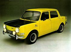 Simca 1000 Rallye 1 photos, picture # size: Simca 1000 Rallye 1 photos - one of the models of cars manufactured by Simca Vw Minibus, Vintage Cars, Antique Cars, Renault Sport, Automobile, Yellow Car, Cabriolet, Car Colors, Top Cars