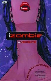 iZombie TP Vol 02 Uvampire Written by CHRIS ROBERSON Art and cover by MICHAEL ALLRED In uVAMPIRE Gwen Dylan dines on the grey matter of a person who knew her as a child - and things quickly get complicated Meanwhile ghost-girl  http://www.comparestoreprices.co.uk/january-2017-6/izombie-tp-vol-02-uvampire.asp