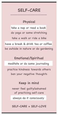 What does Self-Care mean to you? Here you'll read all about self-care and how you can practice it on a daily basis. Immerse yourself in this great topic and learn why it is so important to treat your body and mind with love and respect. #mindfulliving #loveyourbody