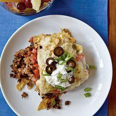 Mexican Casserole Recipe | MyRecipes