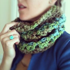 Need a comfy and warm cowl /snood?