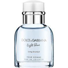 Dolce & Gabbana D Light Blue Pour homme Stromboli  #D #lightblue #gabbana #perfume